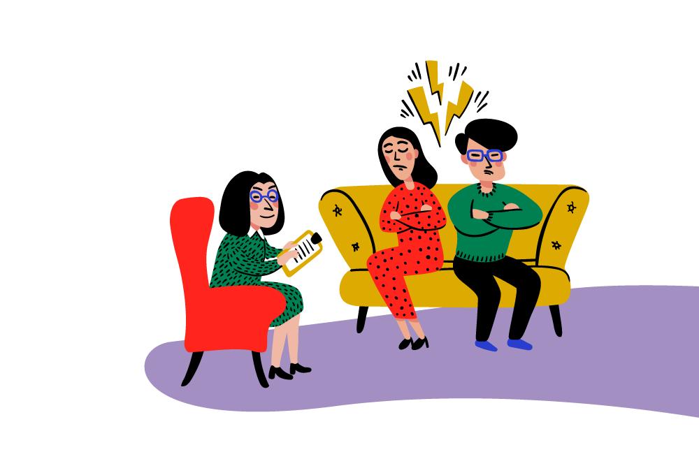 Семейный психолог в Киеве